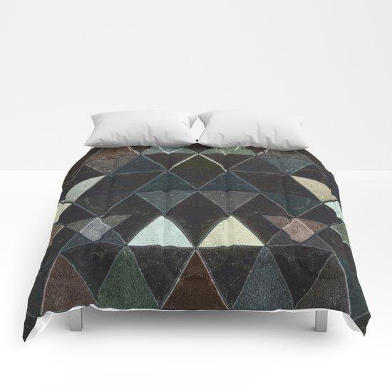 Triangles XXX Comforters