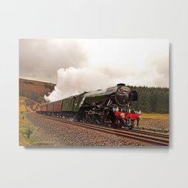 Flying Scotsman 60103 Metal Print