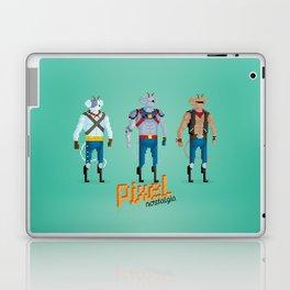 Biker Mice from Mars - Pixel Nostalgia Laptop & iPad Skin