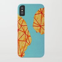 detroit iPhone & iPod Cases featuring - detroit - by Magdalla Del Fresto