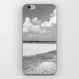 La plage – The Beach iPhone Skin