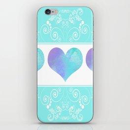 Design of Hearts iPhone Skin