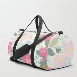 Lulu Floral Duffle Bag