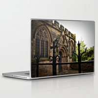 medieval Laptop & iPad Skins featuring Medieval by Barbara Gordon Photography
