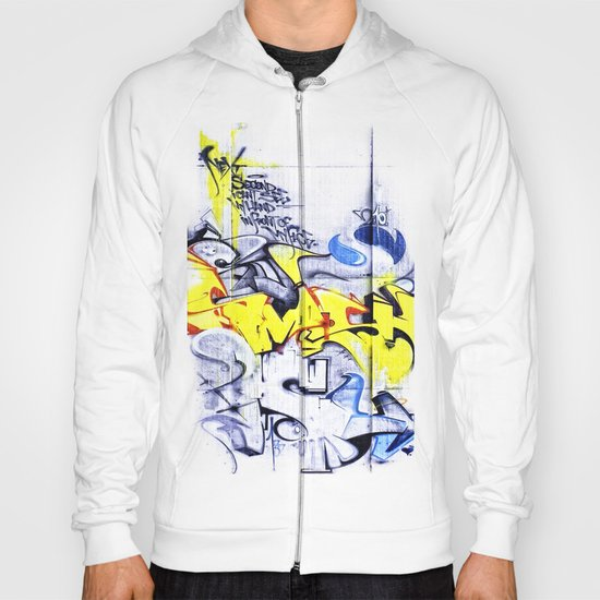 Wall-Art 001 Hoody