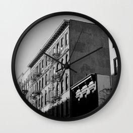 East Village Classic Wall Clock