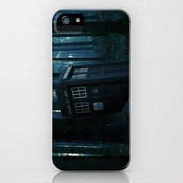 Tardis / Doctor who iPhone Case