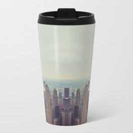 New York Triangle Travel Mug