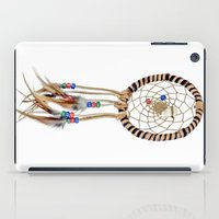 dreamcatcher iPad Cases featuring Dreamcatcher by Bruce Stanfield