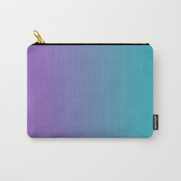 Blushing Unicorn Carry-All Pouch