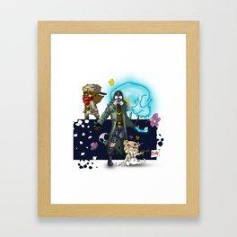 End Game Framed Art Print