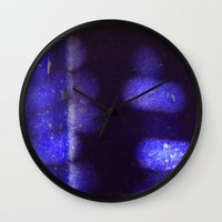 shadow Wall Clocks featuring Shadow by Miamaria Oedegaard