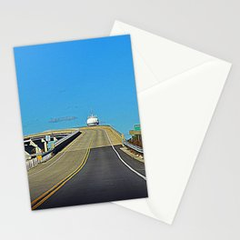 Leaving Sunset Beach Stationery Cards