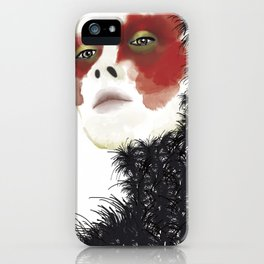 NORTHERN PEOPLE / Grouse iPhone Case