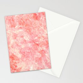 Art Deco Pink Stationery Cards