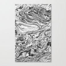 Point Lobos Stone Canvas Print