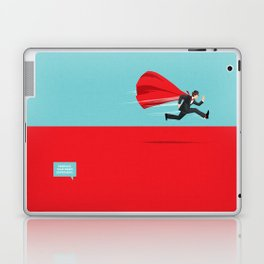 Superhero Laptop & iPad Skin