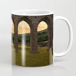 Arches of Llanthony Priory Coffee Mug
