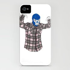 Lumberjack Jack iPhone (4, 4s) Slim Case