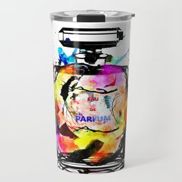 Parfum Rainbow Travel Mug