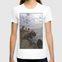 maine T-shirts featuring Maine Splendor by Catherine1970