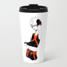 Katsuki Bakugou Simple Taste Travel Mug