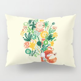 Flower Delivery Pillow Sham