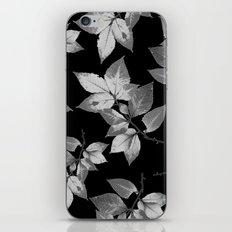 Elegant Leaves iPhone & iPod Skin