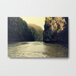 Big Lagoon 2 Metal Print