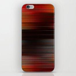"""""""Abstract Autumn Porstroke (Pattern)"""" iPhone Skin"""
