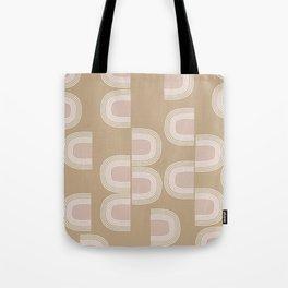 Meeting On Sand Tote Bag