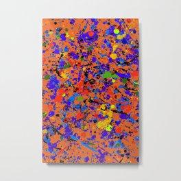 Abstract #912 Metal Print