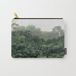 Tropical Foggy Forest Carry-All Pouch