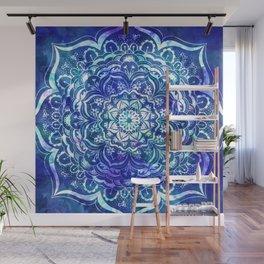 Mystical Mandala Wall Mural