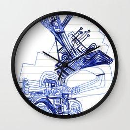 1996 x 07 Wall Clock