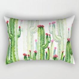 cactus four new Rectangular Pillow