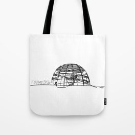 Reichstag Dome, Foster + Partners Tote Bag