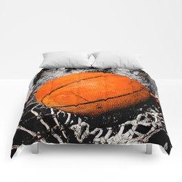 The basketball Comforters