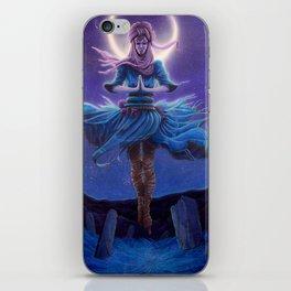 Sapphire iPhone Skin