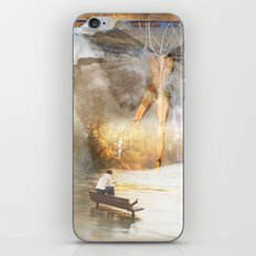 The Sacred and the Mundane iPhone & iPod Skin