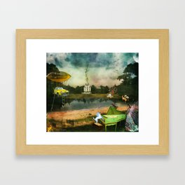 To Wish Impossible Things Framed Art Print