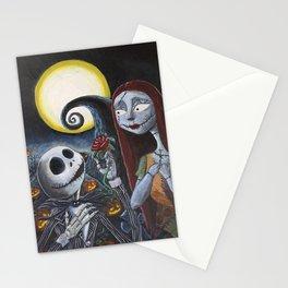 Spooky Romance Stationery Cards