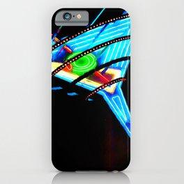 Martini Glass Las Vegas iPhone Case