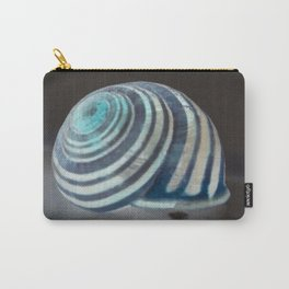 Glowing Snail Carry-All Pouch