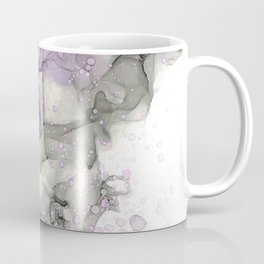 Purple Smoke and Rain Coffee Mug