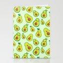 Cute Avocado Pattern by streetstyle