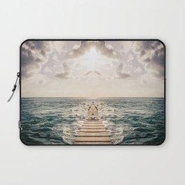 Kaleidoscape: Caye Caulker Laptop Sleeve