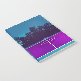 BASKETBALL COURT Notebook