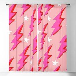 Barbie Lightning Blackout Curtain