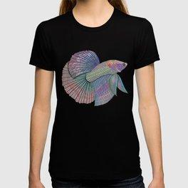 A Beautiful Betta Fish T-shirt